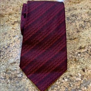 Fendi FF Design Men's Tie